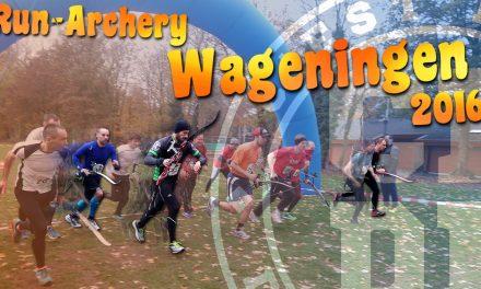 Run Archery Wageningen 2016