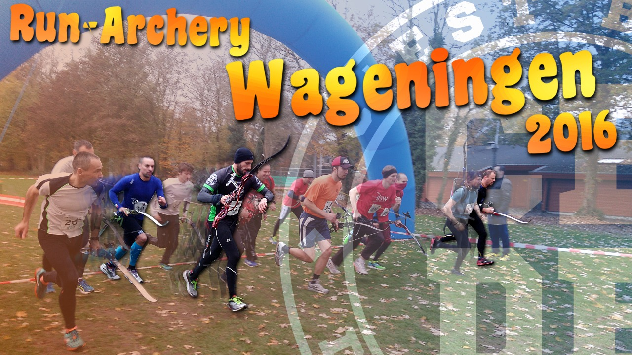 Run Archery Wageningen 2016