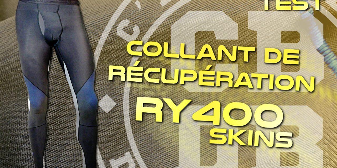 Test collant de récupération RY400 de Skins