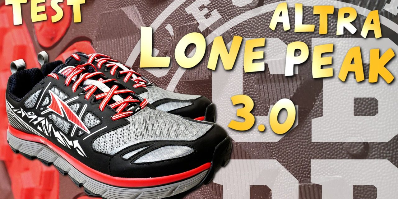 Test chaussures trail Altra Lone Peak 3.0