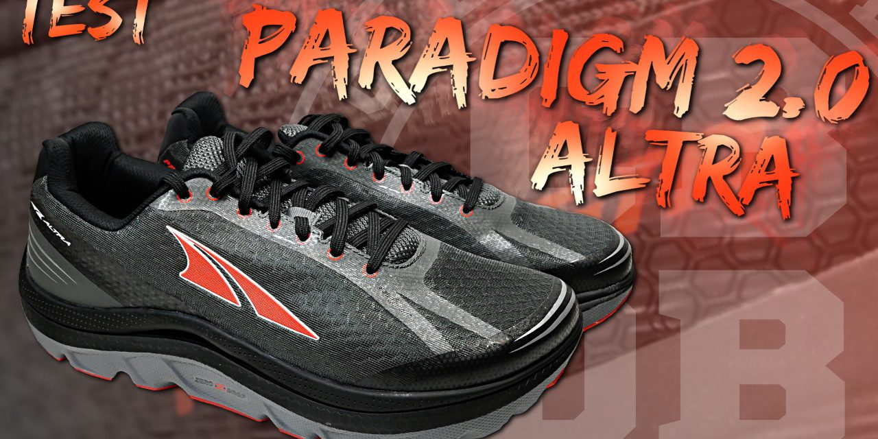 Test chaussures running Altra Paradigm 2.0
