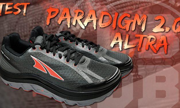 Test chaussures running Altra Paradigm 2.0