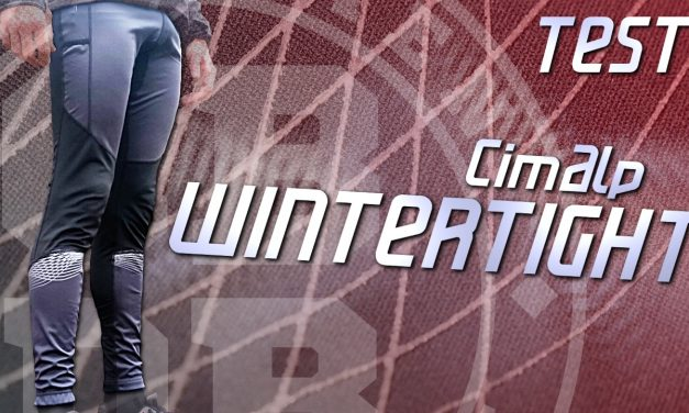 Test collant running Wintertight de Cimalp
