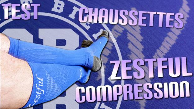 zestful test chaussettes compression récupération c'est bien d'être cbdb