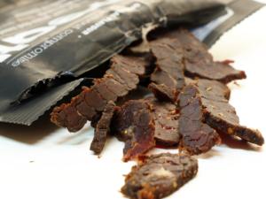 test viande séchée beef jerky biltong c'est bien d'être bien cbdb