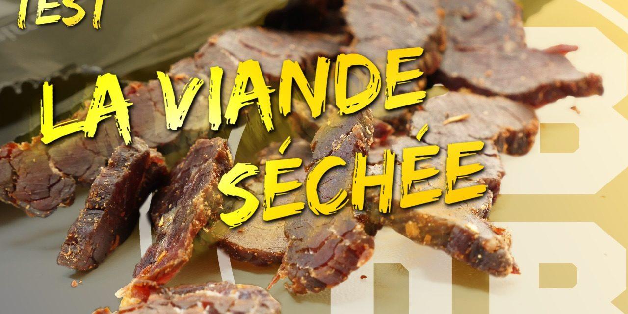 La viande séchée, un ravito original