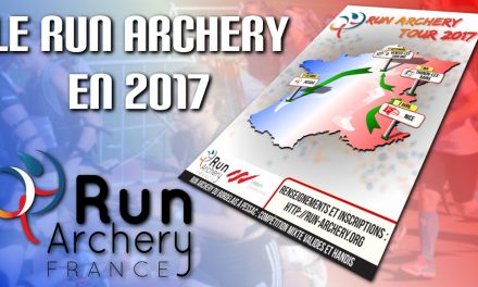 En 2017, le Run Archery passe la seconde !