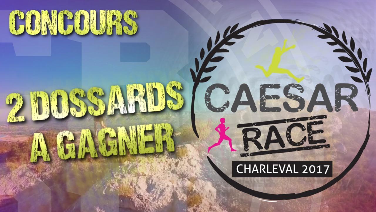 Caesar Race – 2 dossards à gagner