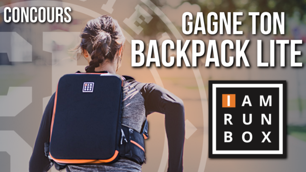 concours iamrunbox backpack lite c'est bien d'être bien cbdb