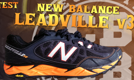 Test chaussures trail New Balance Leadville V3