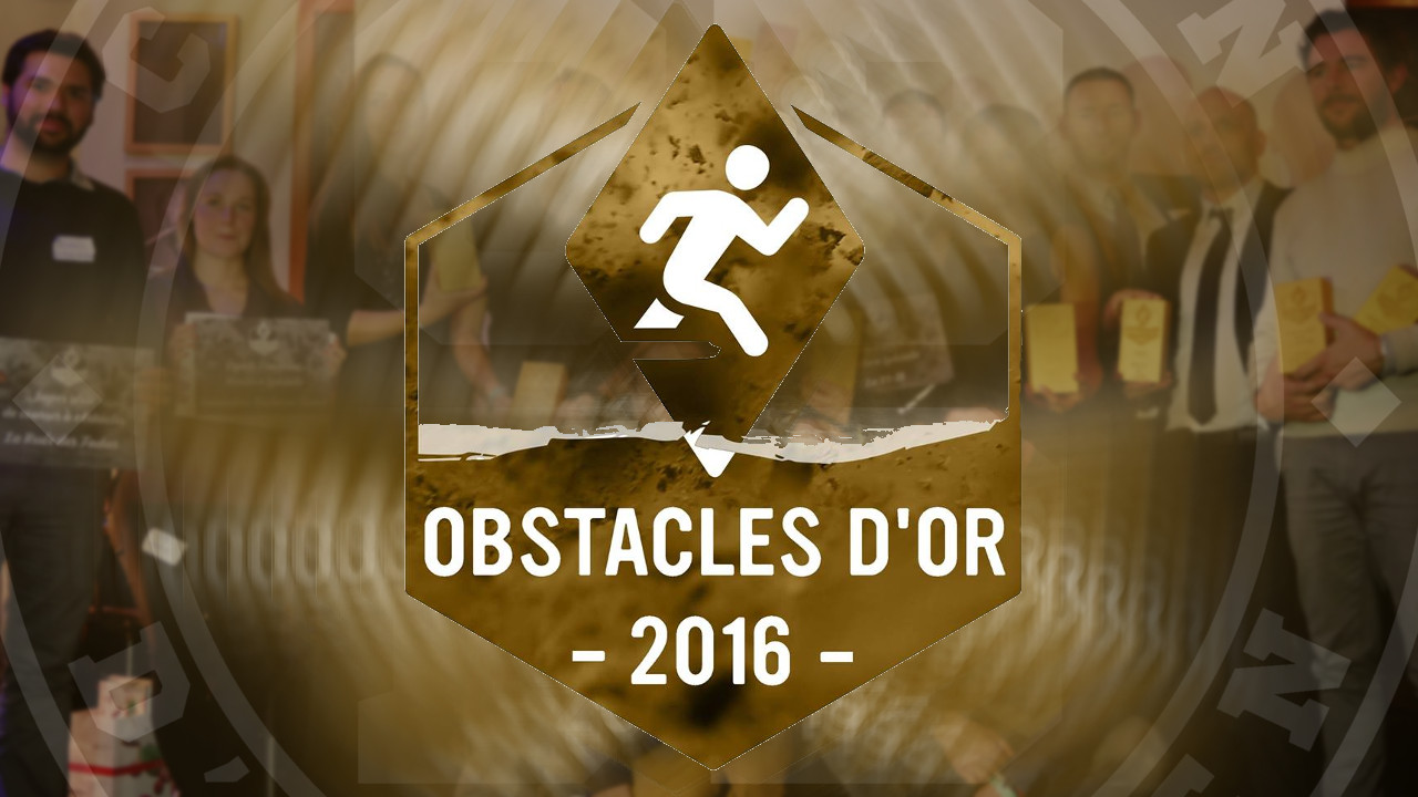 Une balade aux Obstacles d'Or 2016