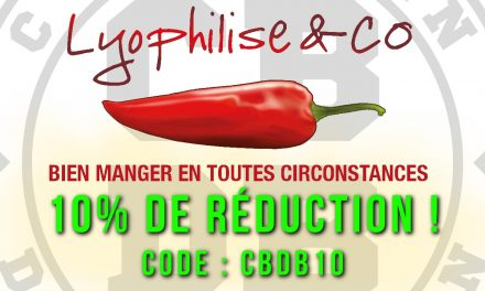 -10% chez Lyophilise & Co