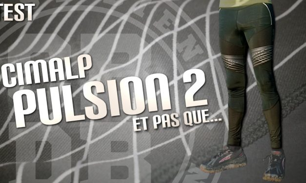 Test collant Pulsion 2 de CimAlp (et pas que…)
