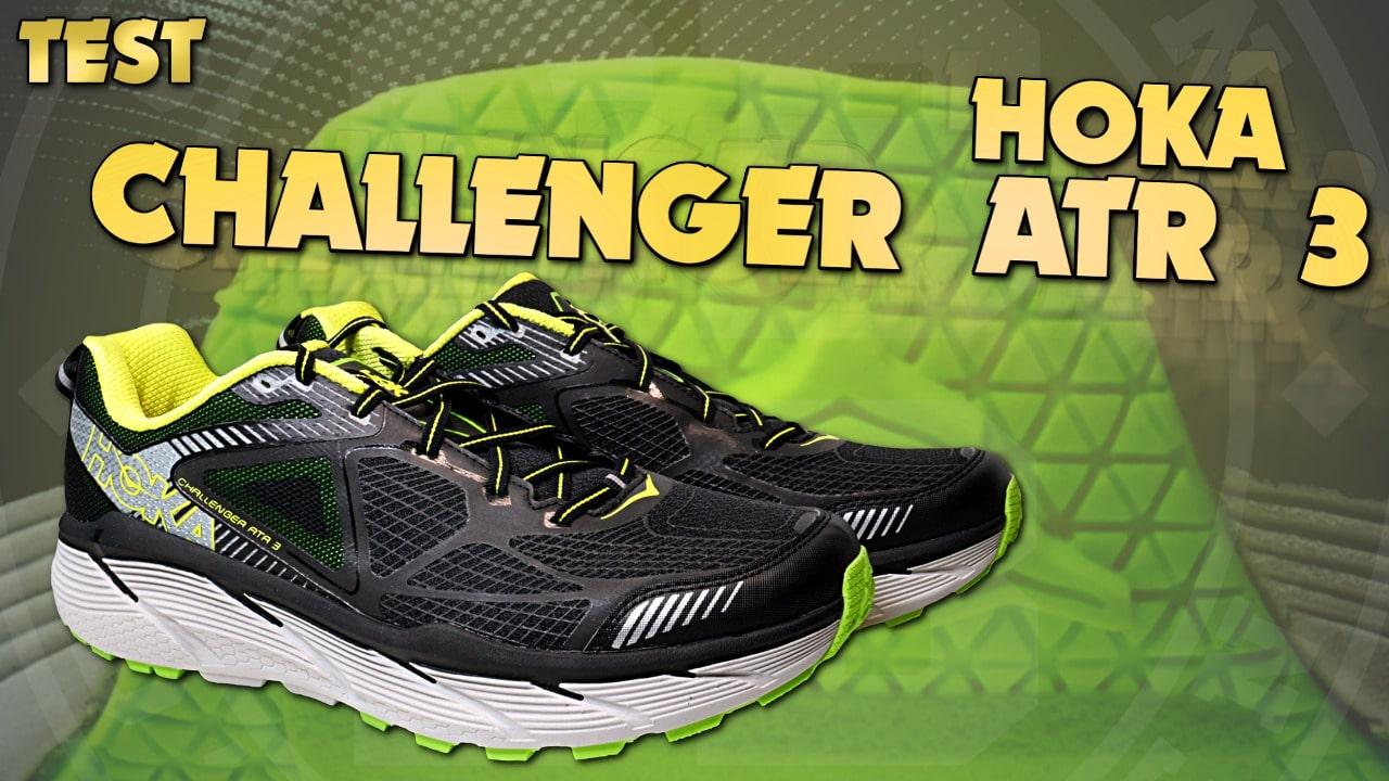 Test chaussures running trail Hoka Challenger ATR 3