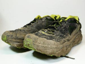 nettoyer chaussures running trail rando laver entretenir c'est bien d'être bien cbdb