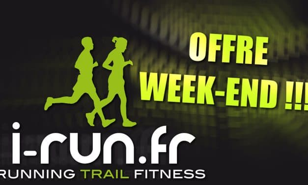 Offre week-end chez I-Run