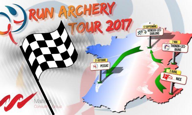 Run Archery Tour 2017, les inscriptions sont ouvertes !