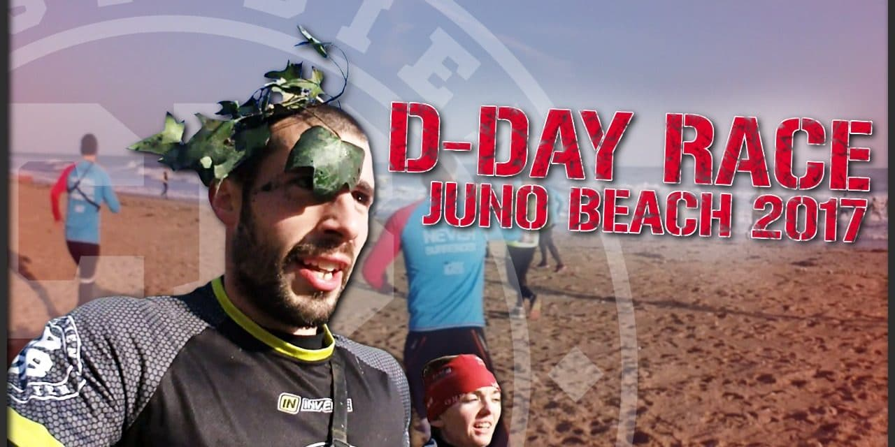 D-Day Race Juno Beach 2017