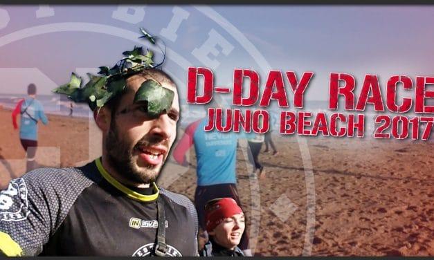D-Day Race Juno Beach 2017