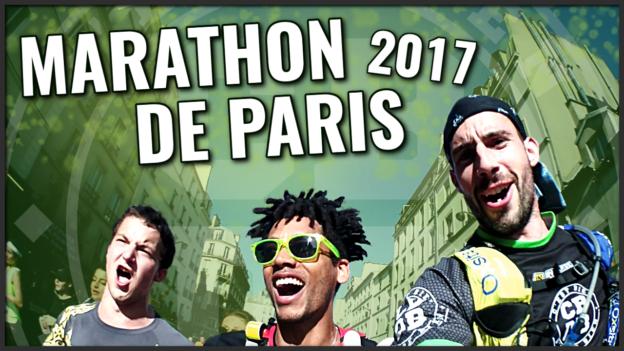 marathon paris 2017 running c'est bien d'être bien cbdb