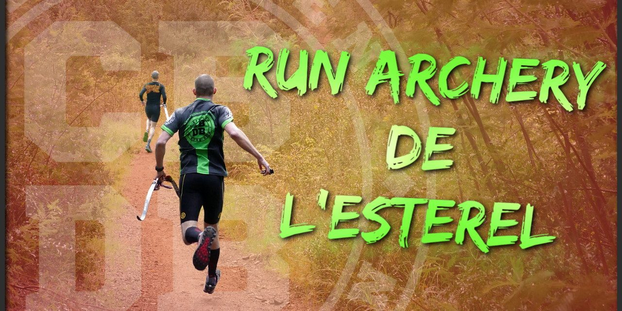 Run Archery de l'Esterel