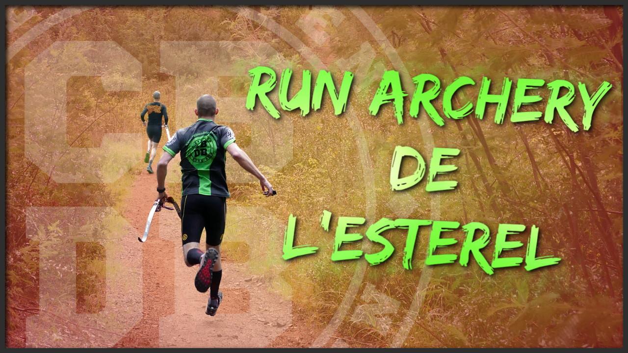 Run Archery de l'Esterel