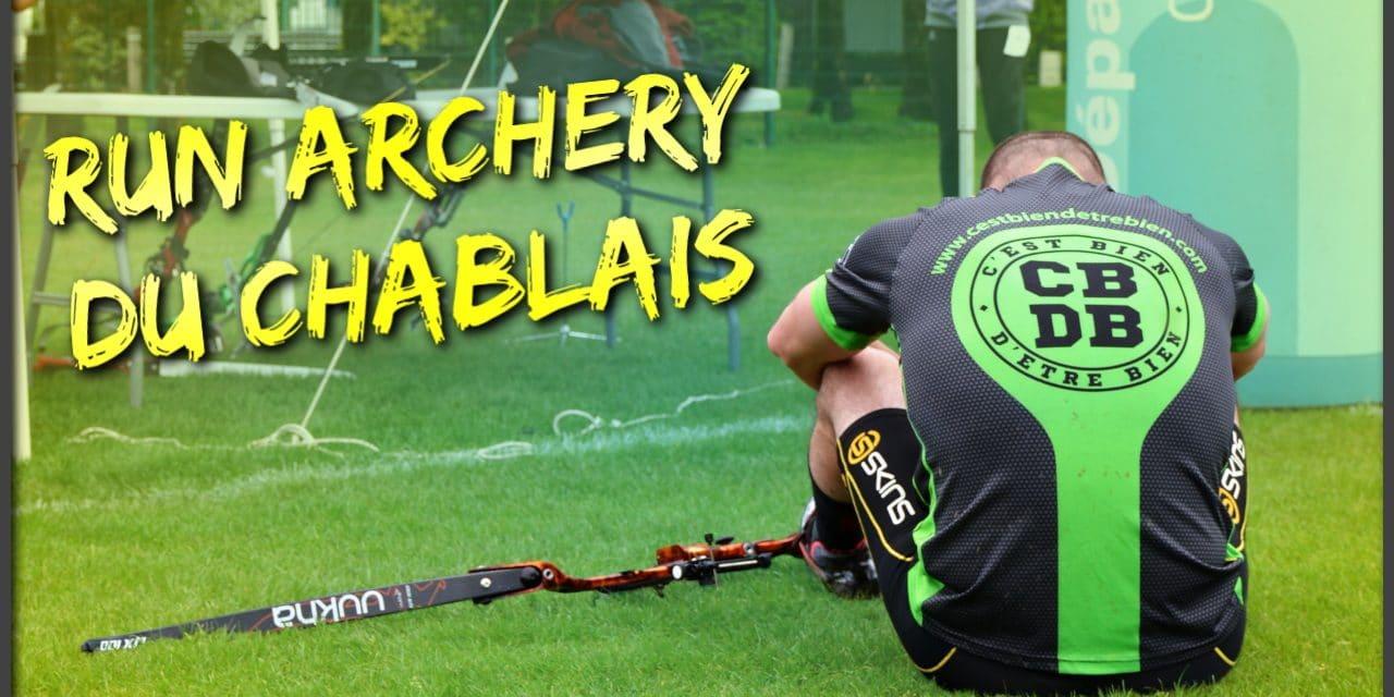 Run Archery du Chablais