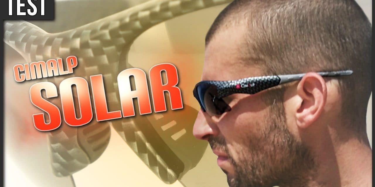 Test lunettes de soleil Cimalp Solar - C'