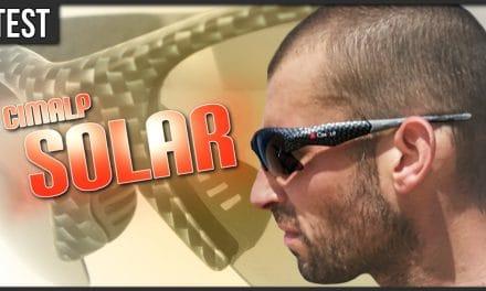Test lunettes de soleil Cimalp Solar