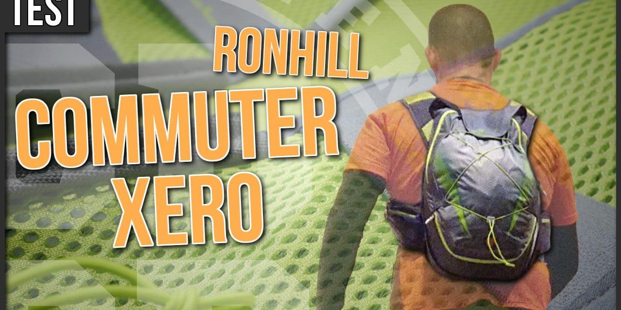 Test sac Ronhill Commuter Xero