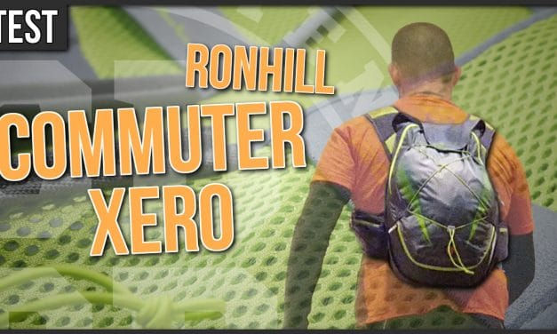 Test sac Ronhill Commuter Xero