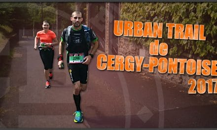 Urban Trail de Cergy-Pontoise