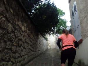 urban trail cergy pontoise raid essec running c'est bien d'être bien cbdb