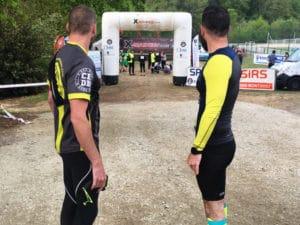 x maines race 2017 ocr running course obstacles vendée c'est bien d'être bien cbdb