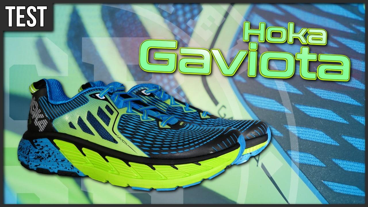 Test chaussures running Hoka Gaviota