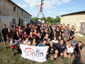 bootcamp aroo ocr crew course obstacles spartan race c'est bien d'être bien