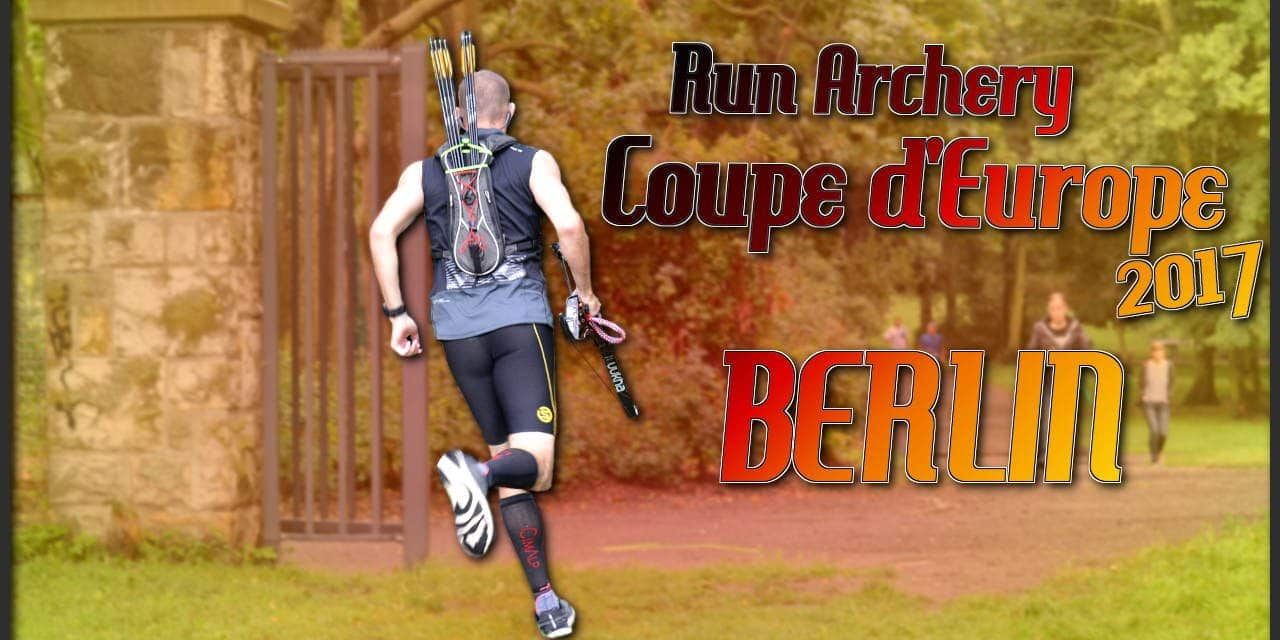 Coupe d'Europe de Run Archery 2017 – Berlin