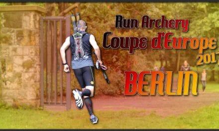 Coupe d'Europe de Run Archery 2017 – Berlin