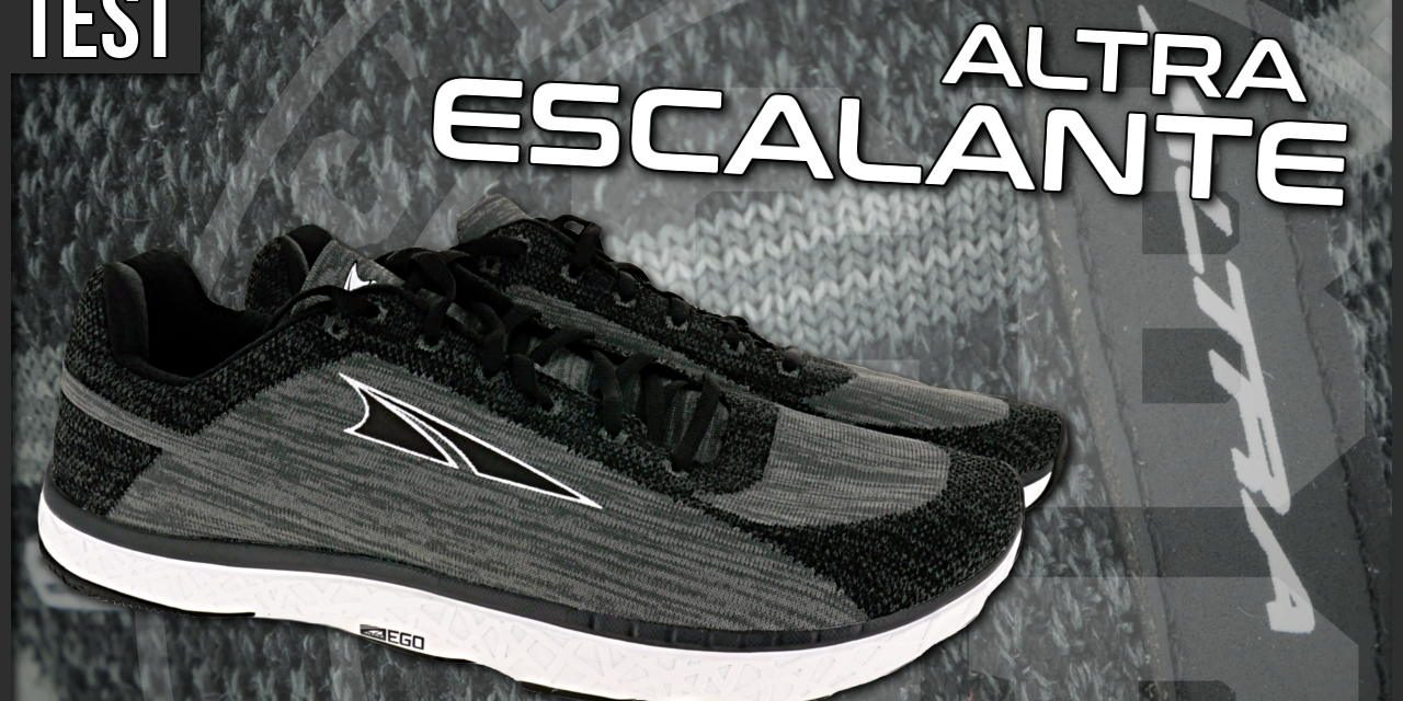 Test chaussures running Altra Escalante
