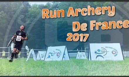Run Archery de France 2017