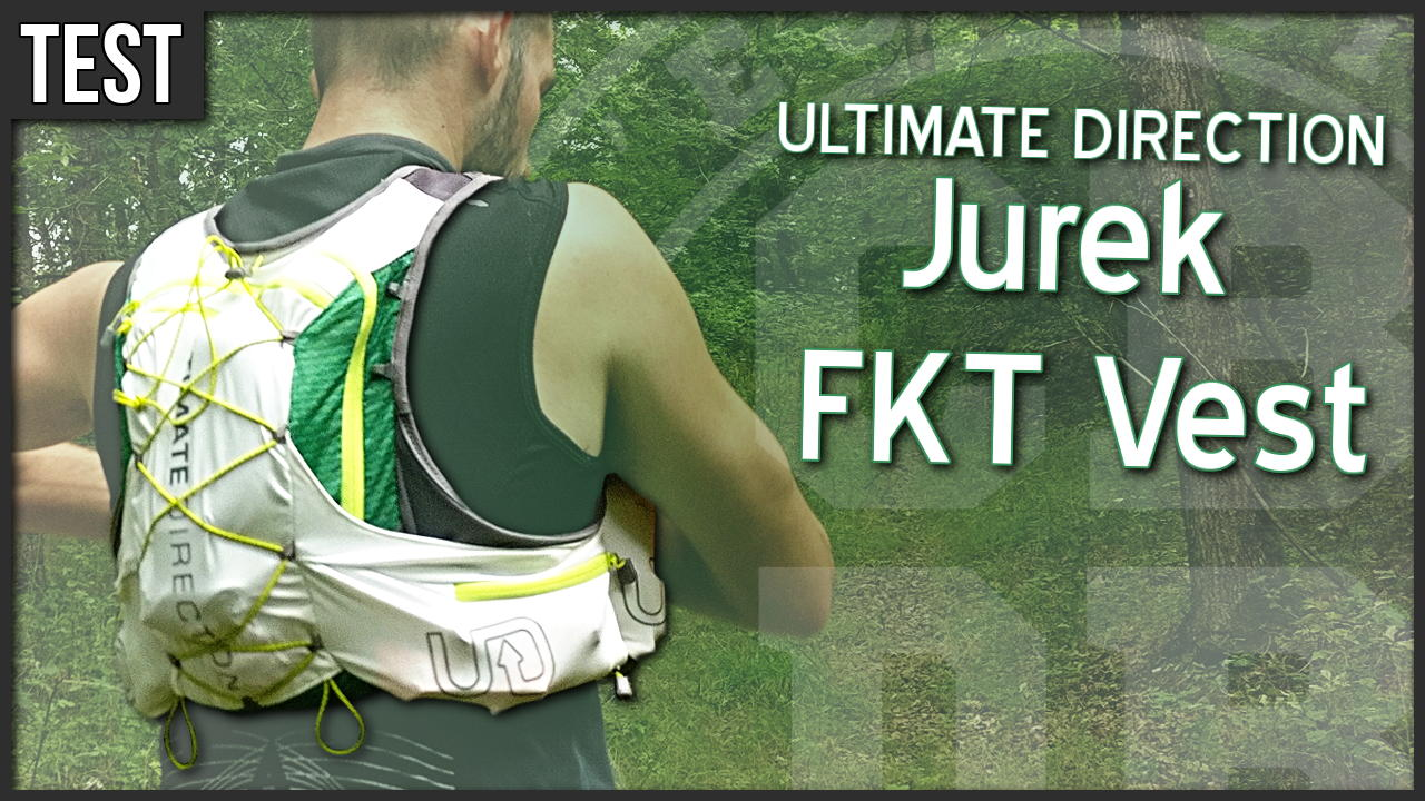 Test sac Ultimate Direction Jurek FKT Vest