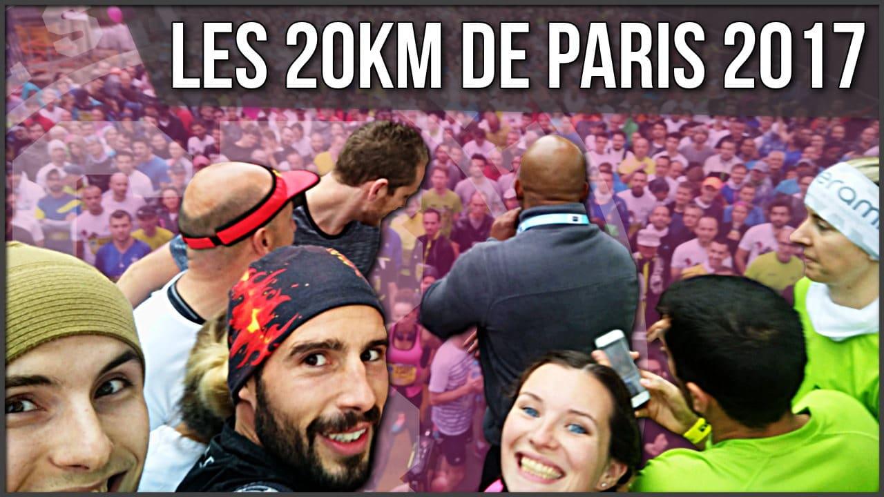 Les 20 Kilomètres de Paris 2017