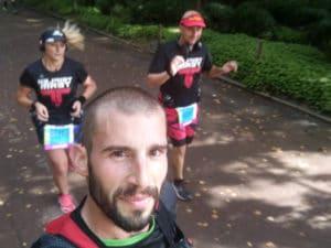 marathon run in lyon 2017 running course a pied