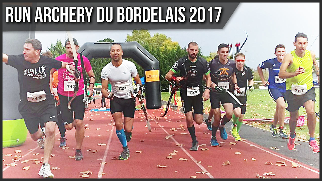 Run Archery du Bordelais 2017