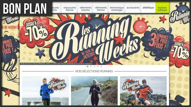 running weeks i-run code promo réduction running trail