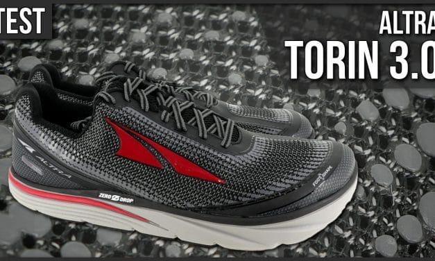 Test chaussures running Altra Torin 3.0