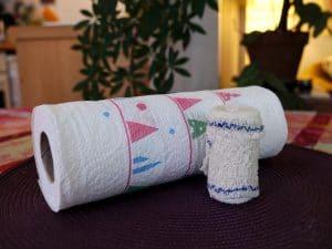 Ce type de bande est top car c'est respirant, ça peut se réutiliser facilement et même se laver si besoin.