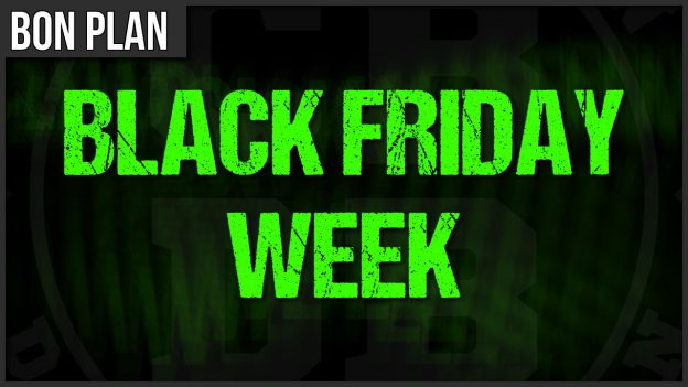 black friday week 2017 running trail sport informatique