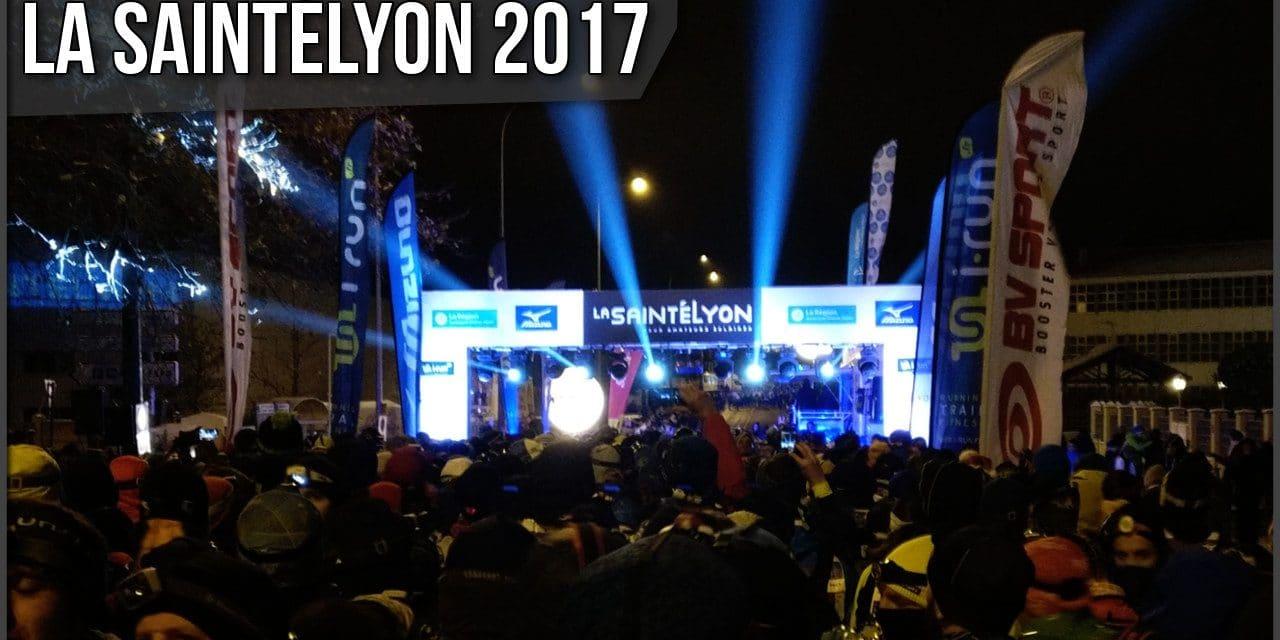 La Saintélyon 2017