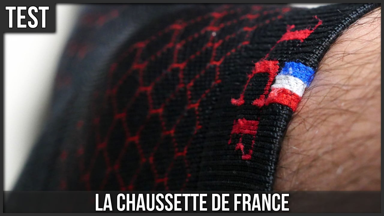 Test La chaussette de France